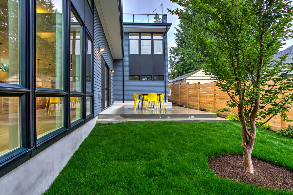 Seattle new home construction by LDB Homes